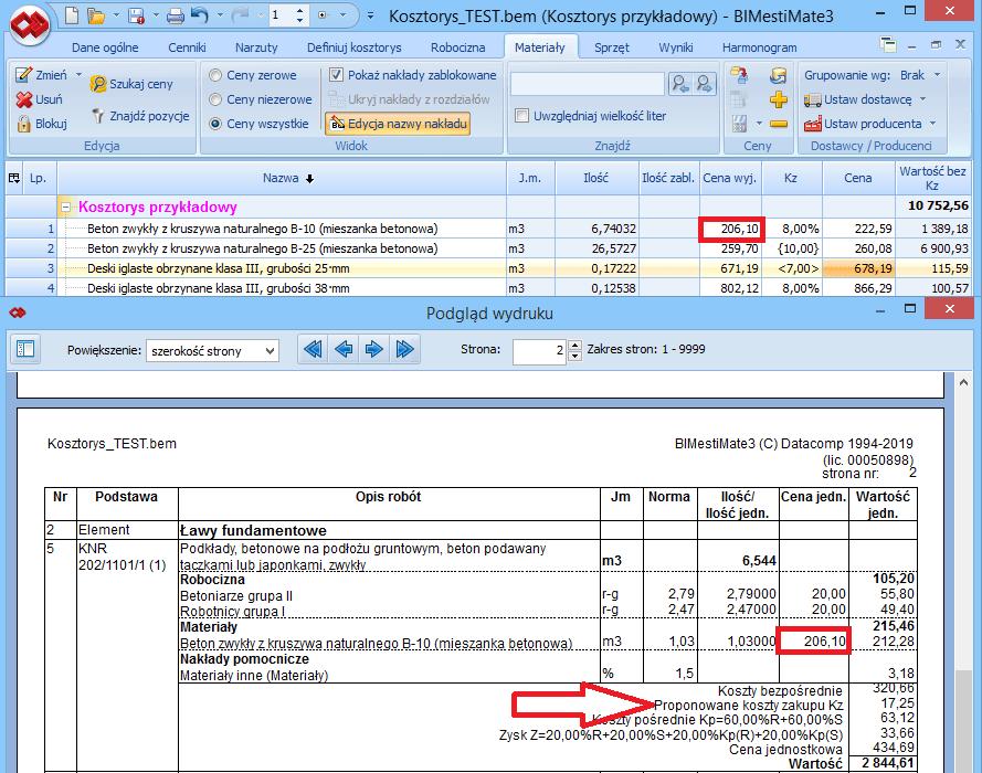 Koszty zakupu sposoby liczenia 16
