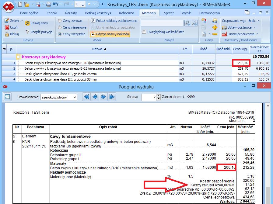 Koszty zakupu sposoby liczenia 18