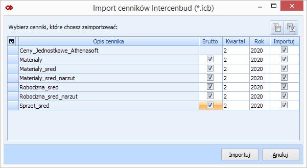 Nowości w BIMestiMate wersja 4.2.0 5