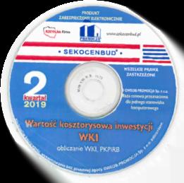 Import cennika Sekocenbud WKI 1